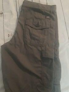 Men's/teens gray Van's shorts 32 in waist